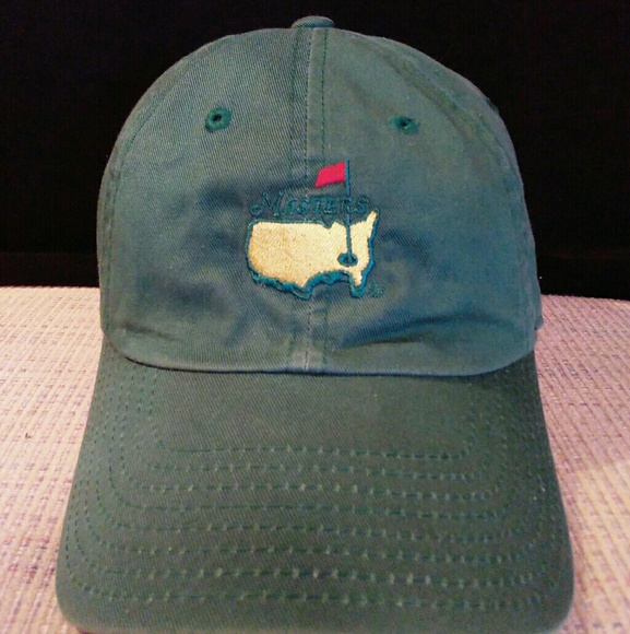 American Needle Other - Vintage Masters Golf Hat Cap Adjustable American f53d5e069f6c